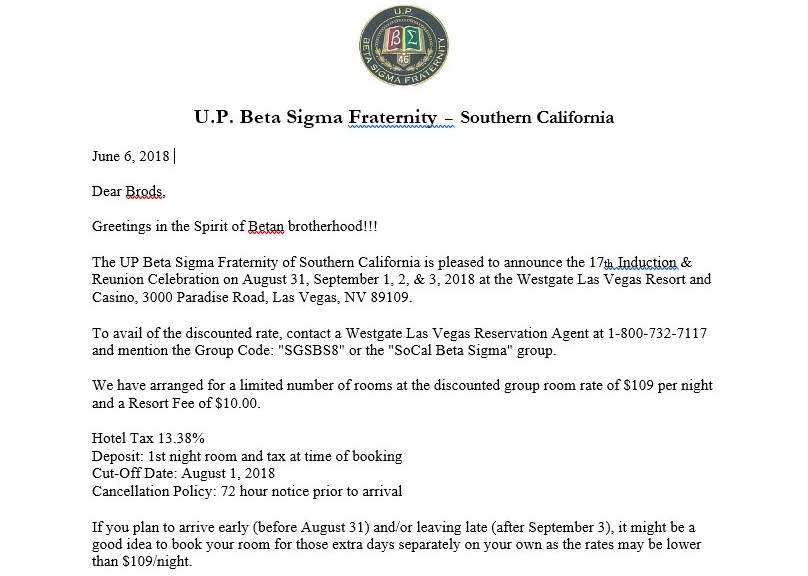 u.p. beta sigma fraternity of southern california